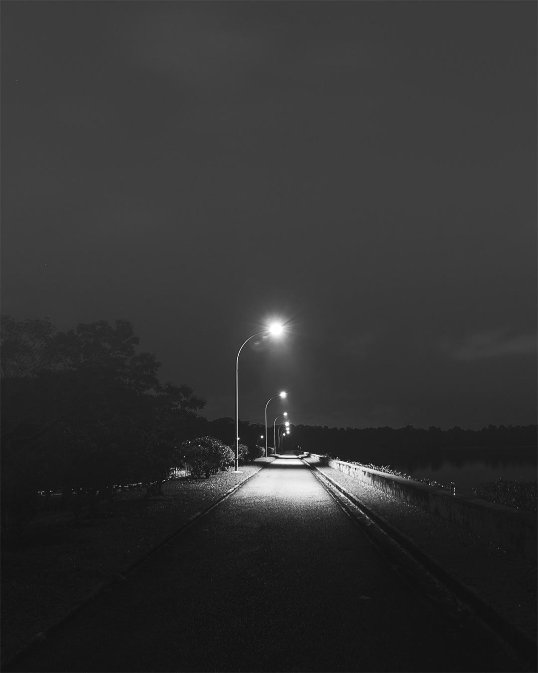 A Dark Road Allan S